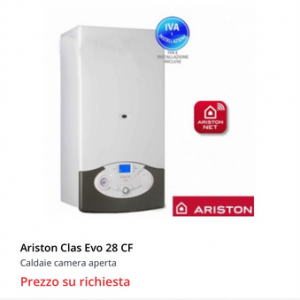 Caldaia Ariston Clas Evo 28 CF